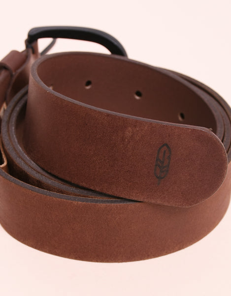Hasp 2 Leather Belt