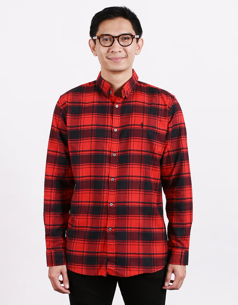 Highway Flannel Shirt
