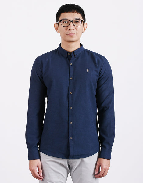 Indefinite 2 Oxford Shirt