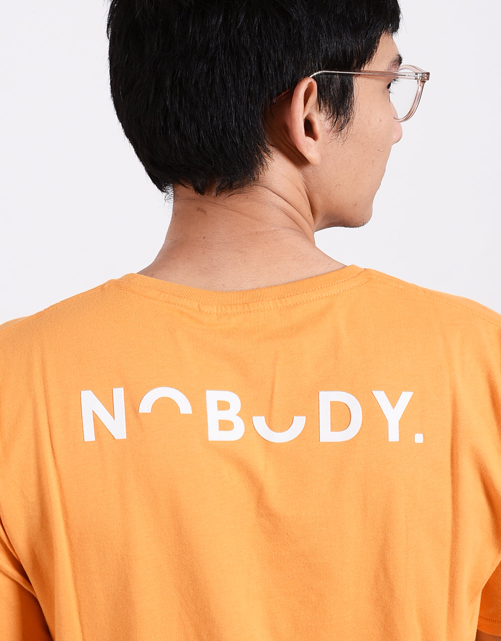 Half Nobody 2 Graphic Tees