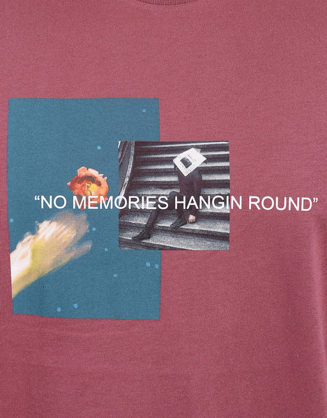 No More Memories 2 Graphic Tees