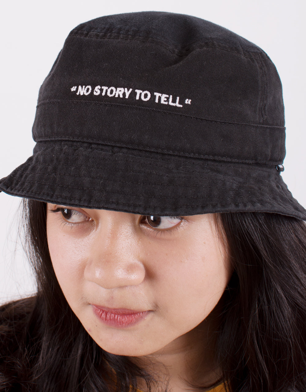 No Story 1 Bucket Hat