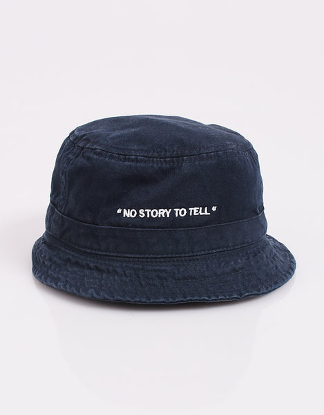 No Story 2 Bucket Hat