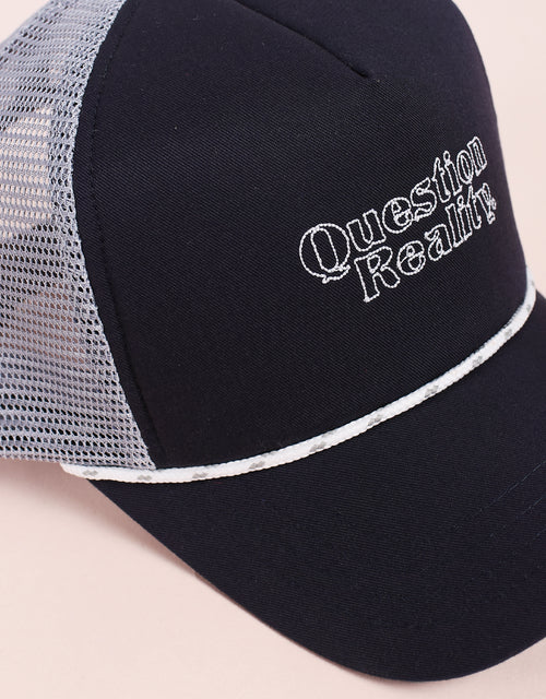 Questreal 1 Trucker Hat