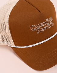 Questreal 2 Trucker Hat
