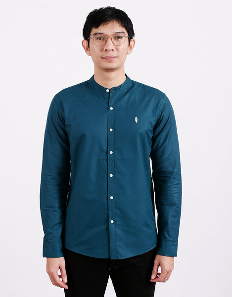 Remarka 4 Mandarin Collar Shirt