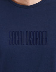 Social Dis 1 Graphic Tees