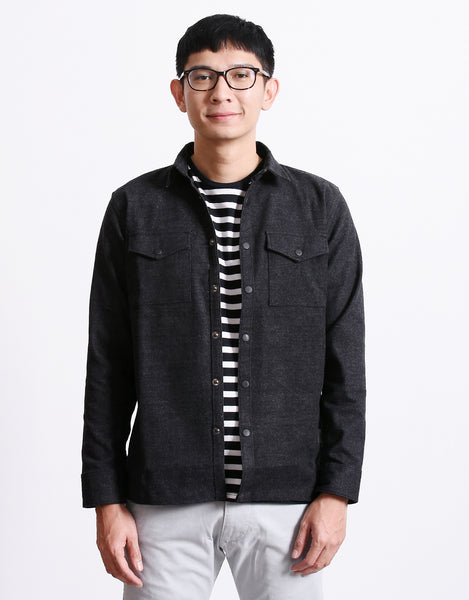 Surface 1 Woll Overshirt