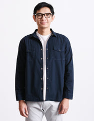 Surface 3 Canvas Overshirt