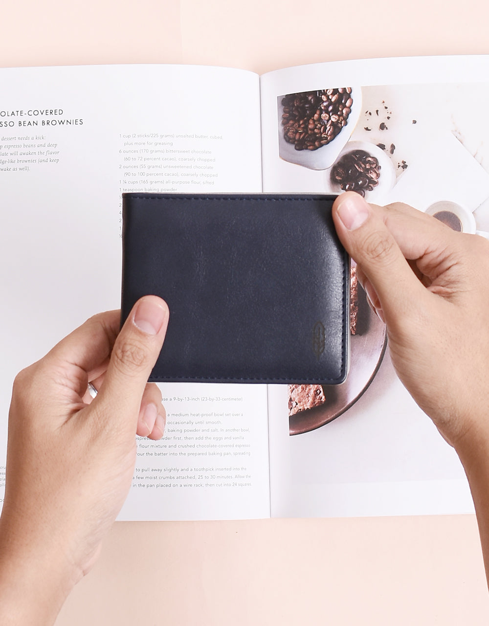 Talk 3 Bilfold Wallet