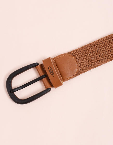 Twisted 3 Webbing Belt