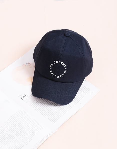 Uncertain 2 Polo Cap
