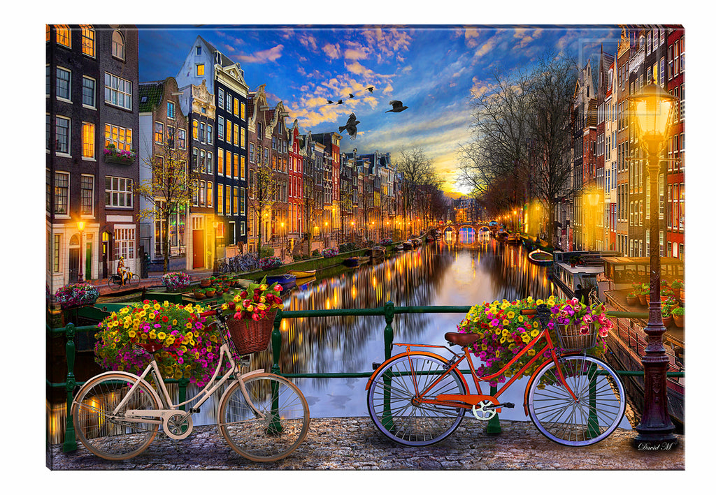 Amsterdam With Love   ______________________ Order Options Here