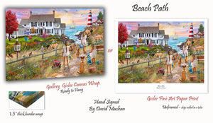 Beach Path   _____________________    Order Options Here