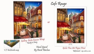 Cafe Rouge _______________________ Order Options Here