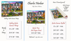 Charles Harbor  ________________________ Order Options Here