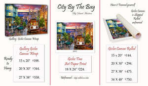 City By The Bay  ________________________ Order Options Here