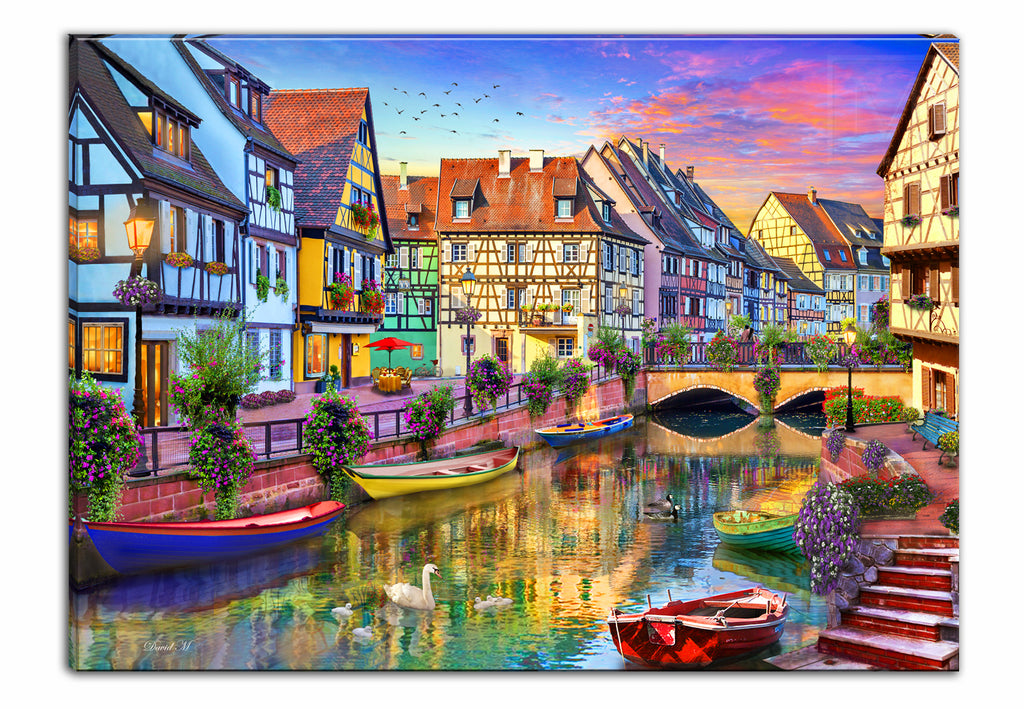 Colmar Canal  ________________________ Order Options Here