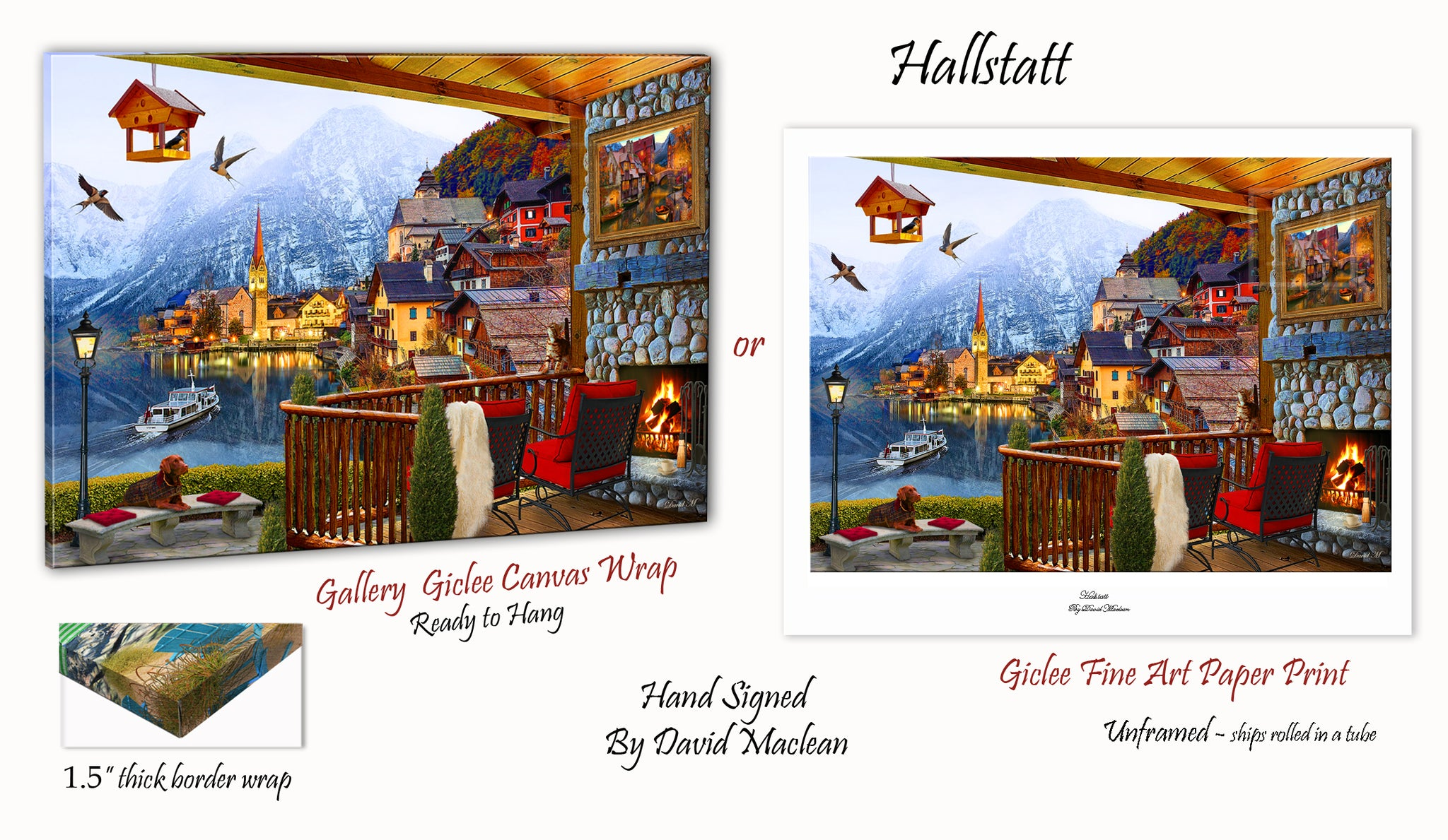 Hallstatt  ________________________ Order Options Here