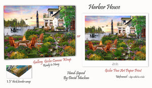 Harbor House   _____________________    Order Options Here
