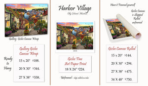 Harbor Village  ________________________ Order Options Here