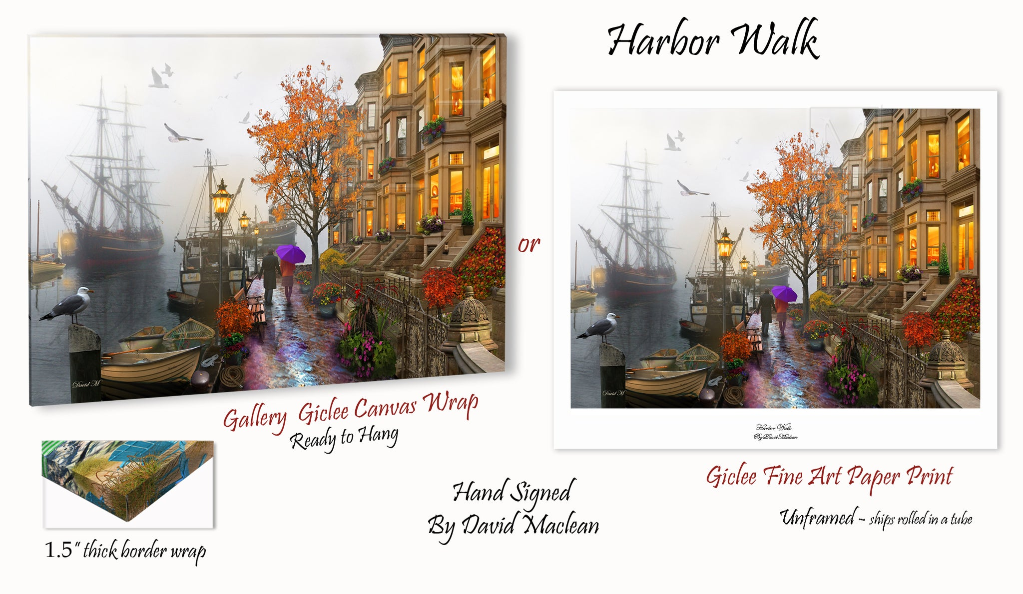 Harbor Mist  ________________________ Order Options Here