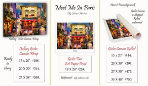 Meet Me In Paris  ________________________ Order Options Here