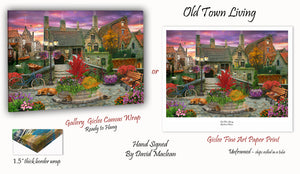 Old Town Living   ______________________ Order Options Here