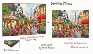 Parisian Charm  ________________________ Order Options Here