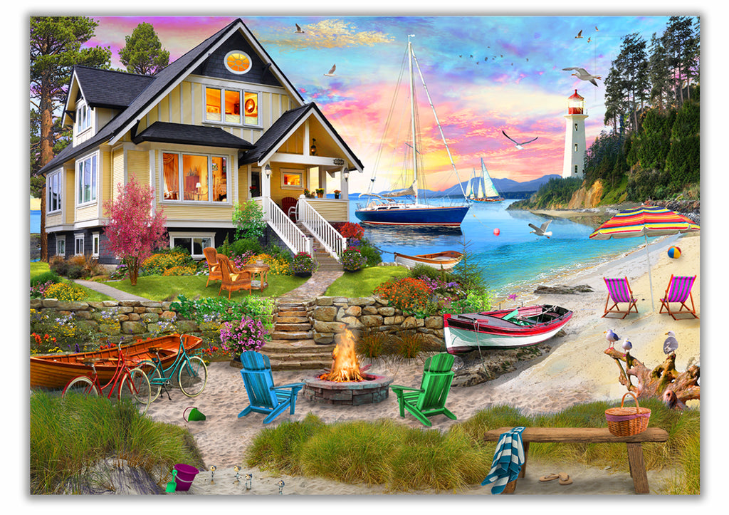 Seashore Getaway ____________________ Order Options Here