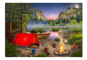 Wilderness Camping  ________________________ Order Options Here