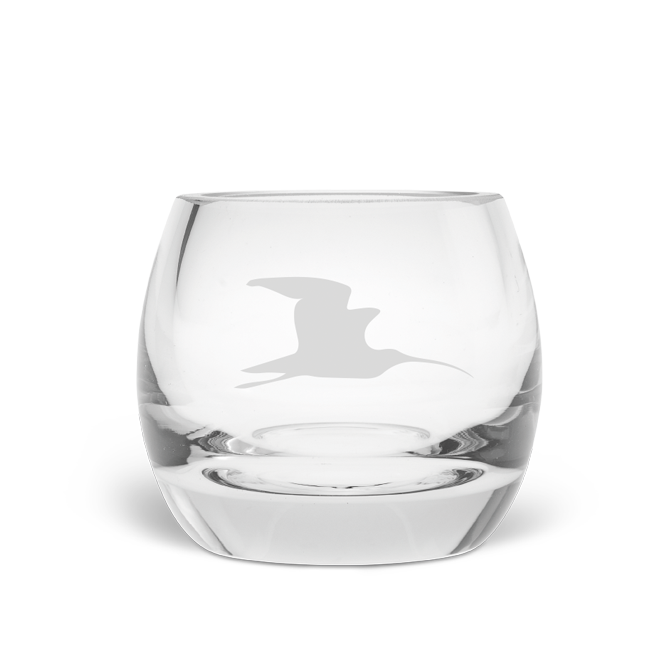 Curlew Tea Light Holder