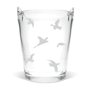 Game Birds Champagne Ice Bucket