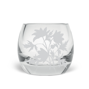 Wild Flowers Tea Light Holder