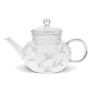 Game Birds Tea Pot