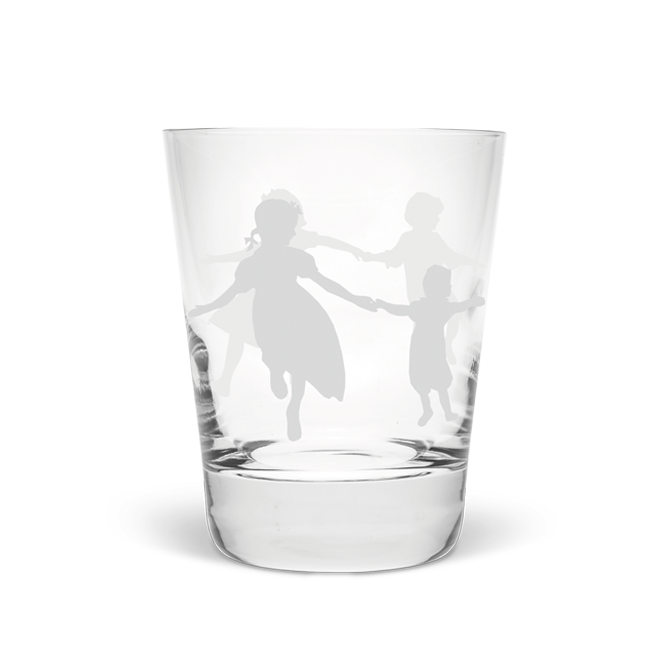 Dancing Children Tumbler