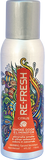 Re-Fresh Mixed Assorted Display (Citrus Orange / Cool Rain / Apple) - 4oz. Aluminum Cans (12 per Case)