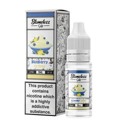 Blameless Juice Co Salts Blueberry Creme