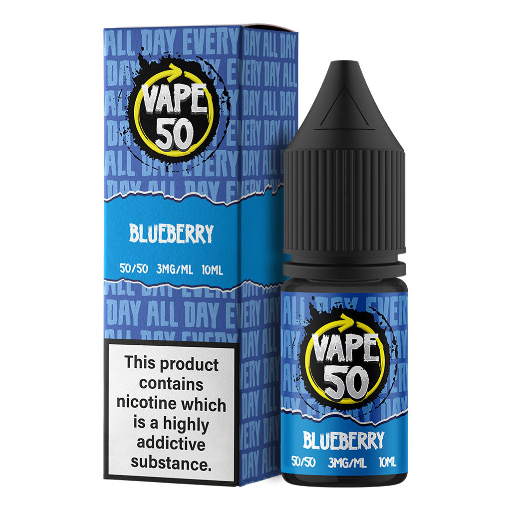 Vape 50 - Blueberry