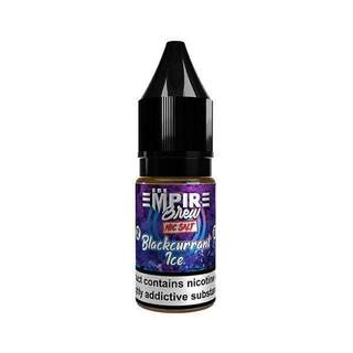 Empire Brew Salts Blackcurrant Ice