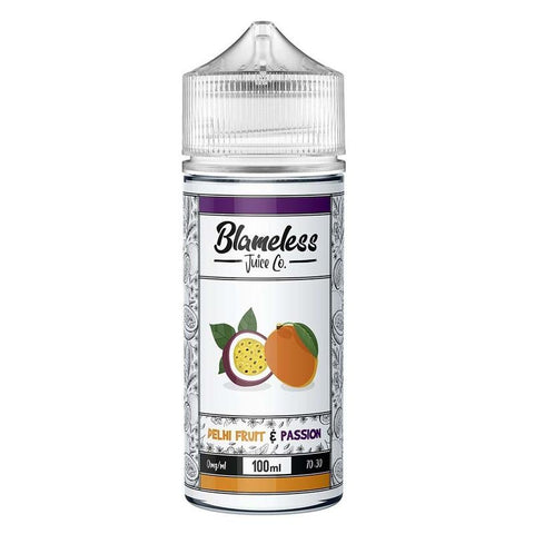 Blameless Juice Co Delhi Fruit & Passion