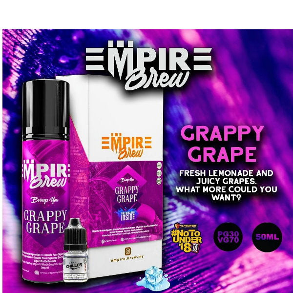 Empire Brew Grappy Grape
