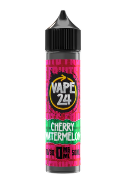 Vape 24 - Fruits - Cherry Watermelon