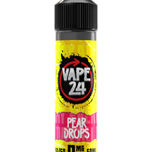 Vape 24 50/50 Pear Drops