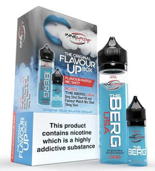 THE BERG USA E LIQUID FLAVOUR UP BOX BY INNEVAPE