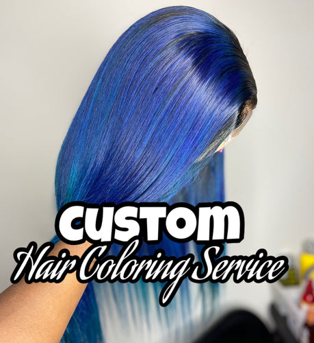 Custom Coloring Service