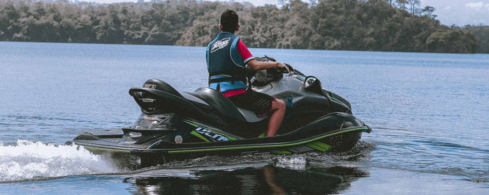 Our guide to replacing batteries in your personal watercraft