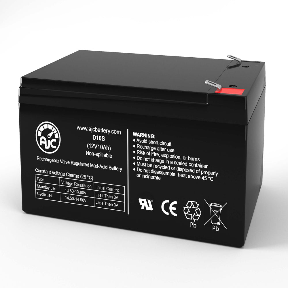 Sonnenschein A212/9.5S 12V 10Ah Emergency Light Replacement Battery