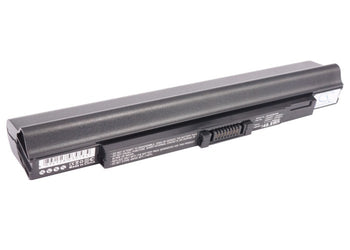 Acer Aspire One 531 Aspire One 751 A Black 4400mAh Replacement Battery