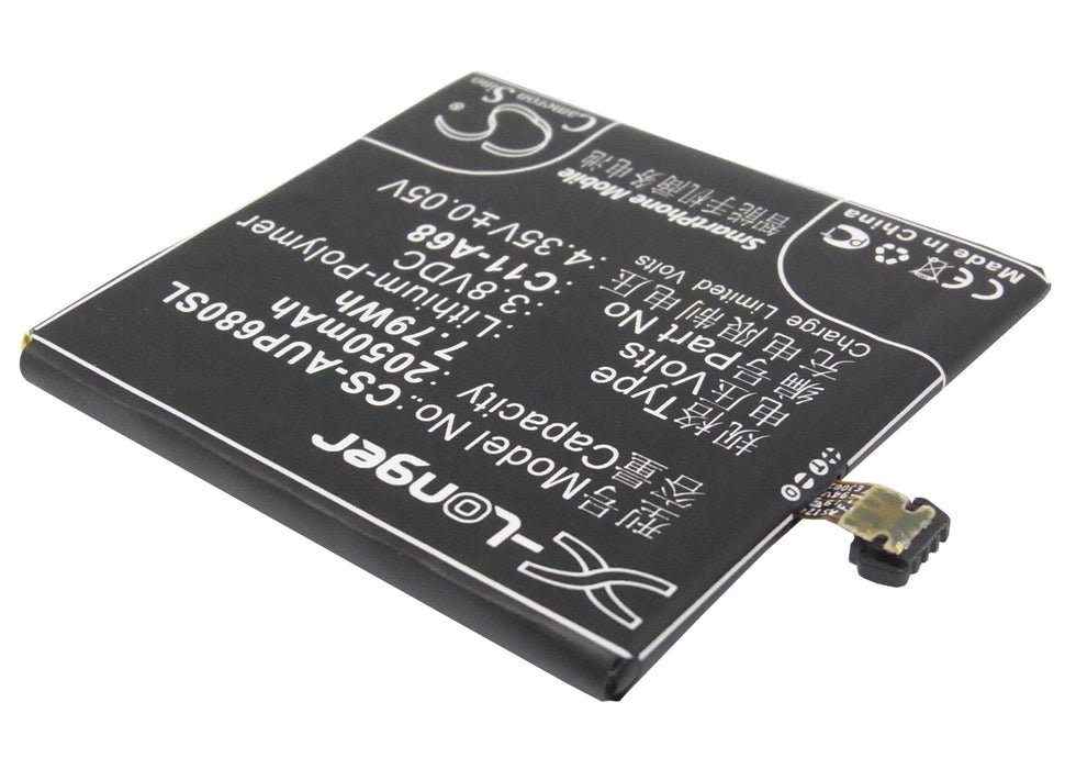 Asus A68 PadFone 2 PadFone II Replacement Battery